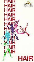 Hair-VHS-John-Savage-Treat-Williams-Beverly-DAngelo-Annie-Golden-Dorsey