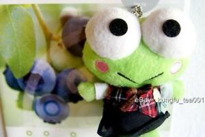 Sanrio-Kero-Keroppi-Frog-Waiter-Look-Doll-Plush-Toy-5