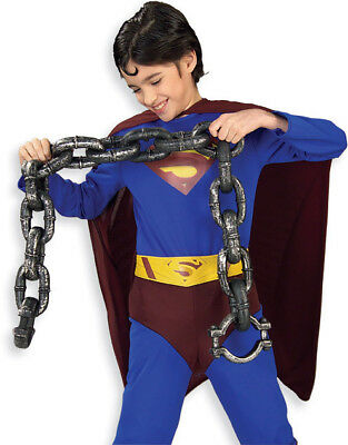 Official Licensed Superman Breakable Chain With Sound