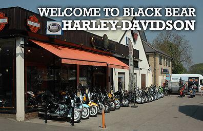 BLACK BEAR HARLEY-DAVIDSON