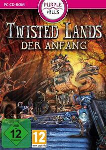 Twisted Lands: Der Anfang - Wimmelbild PC Spiel Purple Hills
