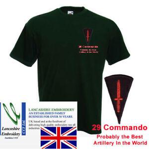29 Commando RA