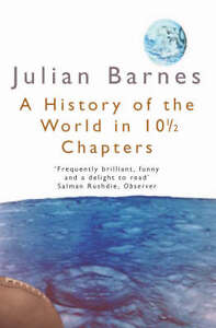Julian-Barnes-History-of-the-World-in-10-Chapters-Picador-Books-Book