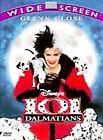 101 Dalmatians/ 102 Dalmatians (DVD, 2001, 2-Disc Set)