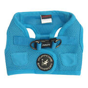 Dog Harness Medium Blue