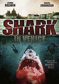 Shark In Venice. DVD. Crazy Horror Action Movie. Top Bargain. **£1.50**