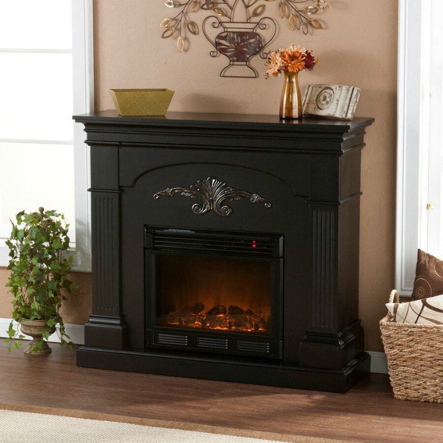 How To Buy An Electric Fire Suite EBay