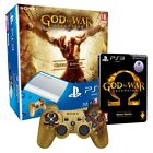 Sony Playstation 3 Super Slim God of War: Ascension Legacy Bundle 500 GB White Console (PAL)