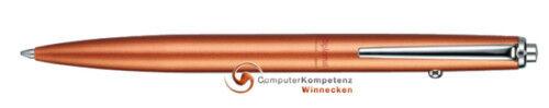 Kugelschreiber SPACETEC DIPLOMAT Side-Knock kupfer