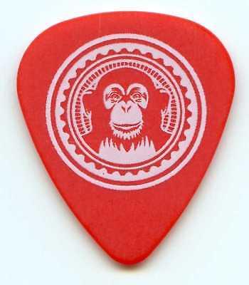 BLACK EYED PEAS 2006 Monkey Tour Guitar Pick!!! GEORGE PAJON concert stage #2