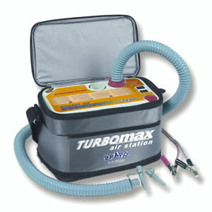 BRAVO-TURBOMAX-Air-Station-Inflator-Pump-Boat-Rib-1000L