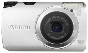 Canon PowerShot A3300 IS 16.0 MP Digital...