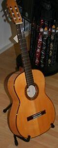 Cashimira 87 Flamenco Gitarre - massive Fichtendecke