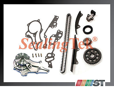 75-82 Toyota 20r 22r Engine Timing Chain Kit Water Pump