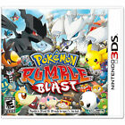 Nintendo Pokemon Rumble Blast Video Games