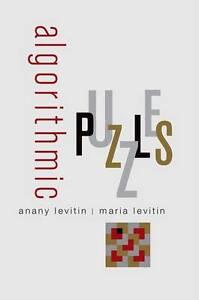 Algorithmic Puzzles, Levitin, Anany