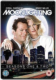 Moonlighting  Series 1 And 2  Complete DVD 2008 6Disc Set Box Set - Matlock, United Kingdom - Moonlighting  Series 1 And 2  Complete DVD 2008 6Disc Set Box Set - Matlock, United Kingdom