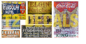 HO-Scale-Ghost-Sign-Decals-1-For-Structures-amp-Buildings-Lot