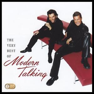 MODERN TALKING (2 CD) THE VERY BEST OF CD ~ 80's POP GREATEST HITS *NEW*