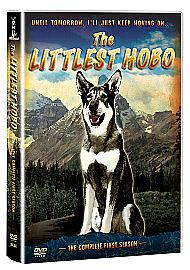 The-Littlest-Hobo-Series-1-Complete-DVD-2010-4-Disc-Set