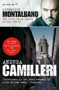 Inspector Montalbano: The first three novels in the series, New Books