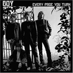 Boy / Every Page You Turn (2007), Neu OVP, CD