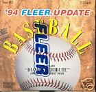 Fleer Rookie Set Baseball Cards