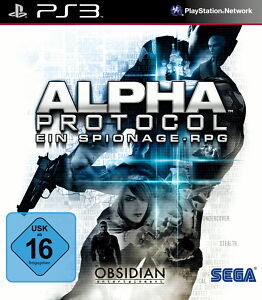 Alpha Protocol (Sony PlayStation 3, 2010) - <span itemprop='availableAtOrFrom'>Wien, Österreich</span> - Alpha Protocol (Sony PlayStation 3, 2010) - Wien, Österreich