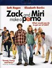 Zack and Miri Make a Porno (Blu-ray Disc, 2009) (Blu-ray Disc, 2009)