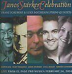 Janos Starker Celebration: String Quintets (Kim, Johnson) CD NEW