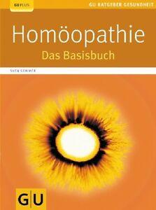 GU-Ratgeber-HOMOOPATHIE-Das-Basisbuch-UNGELESEN-von-Sven-Sommer