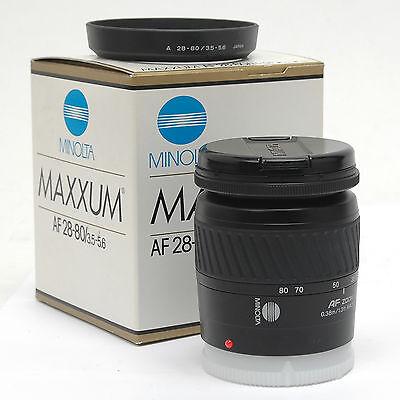 Minolta AF Objektive für analoge und digitale Spiegelreflexkameras – Ein Ratgeber