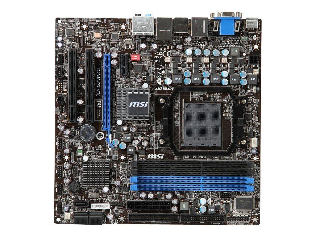 MSI 870S-G46 (FX) ATI SATA RAID Driver