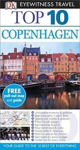 Cunningham, Antonia, DK Eyewitness Top 10 Travel Guide: Copenhagen, Very Good Bo