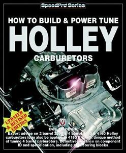 How-to-Build-Power-Tune-Holley-Carburetors-by-Des-Hammill-2005-Paperback