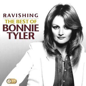 Bonnie Tyler - Ravishing (The Best of) (2009)  2CD  NEW  SPEEDYPOST