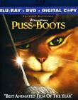 Puss in Boots (Blu-ray Disc, 2013, 2-Disc Set)