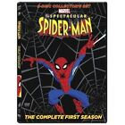 The Spectacular Spider-Man - The Complete First Season (DVD, 2009, 2-Disc Set) (DVD, 2009)