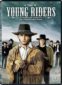 NEW Young Riders - The Complete First Season (DVD, 2006, 5-Disc Set)