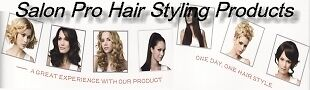 Salon Pro Hair Styling Products