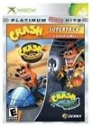 Microsoft Xbox Crash Bandicoot 2005 Video Games