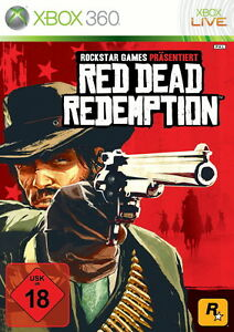 Red Dead Redemption (Microsoft Xbox 360, 2012, DVD-Box)