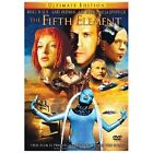The Fifth Element (DVD, 2005, 2-Disc Set, Ultimate Edition)