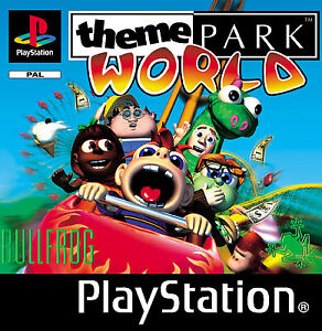 Theme Park World (Sony PlayStation 1, 2000) - Oldenburg, Deutschland - Theme Park World (Sony PlayStation 1, 2000) - Oldenburg, Deutschland