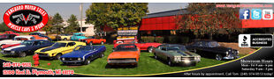 Vanguard Motor Sales Muscle Cars MI