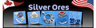 Silver Ores Jewelry