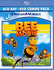 Bee Movie (Blu-ray/DVD, 2010, 2-Disc Set, WS)