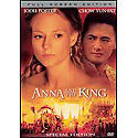 Anna and the King (DVD, 2006, Full Frame; Sensormatic)