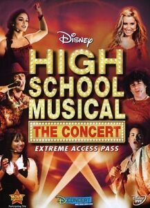 High School Musical: The Concert - Extre...