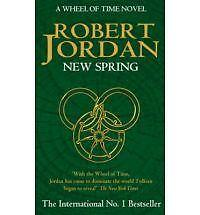 New Spring: A Wheel of Time Prequel, Jordan, Robert Paperback Book